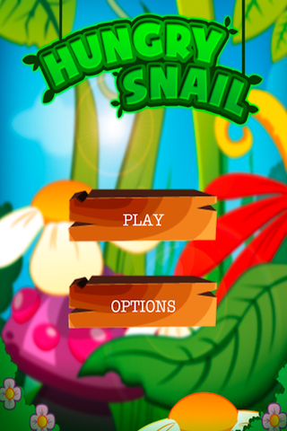 Screenshot Hungry Snail